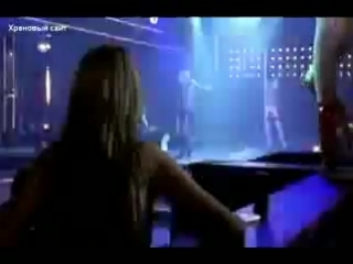 Анастасия Задорожная - Обнаженная танцует стриптиз