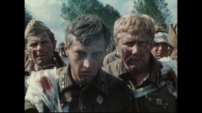 Государственная граница Фильм 5 Год сорок перый 1986 Беларусьфильм 2 серия