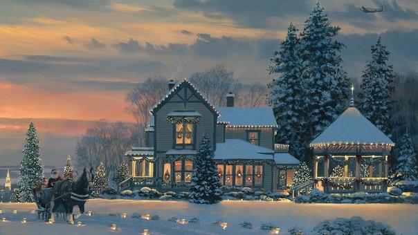Обои Рождество Бесплатно