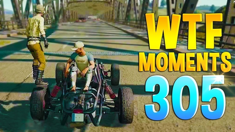 PUBG Daily Funny WTF Moments Highlights Ep 305