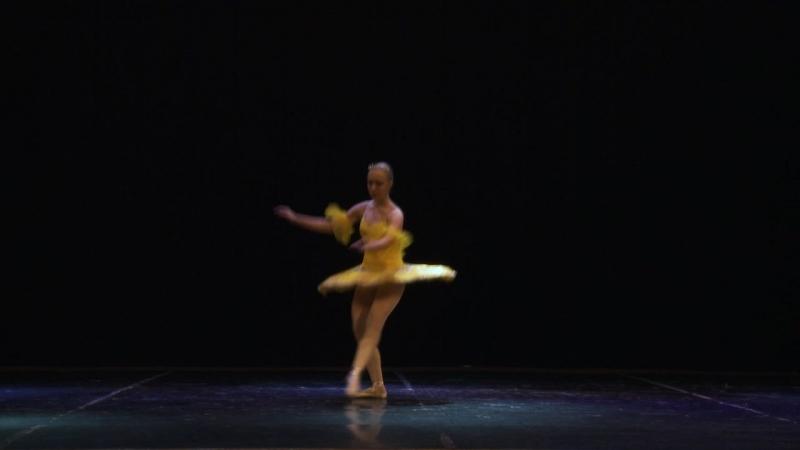 Рыбакова Вариация из балета Павильон Армиды