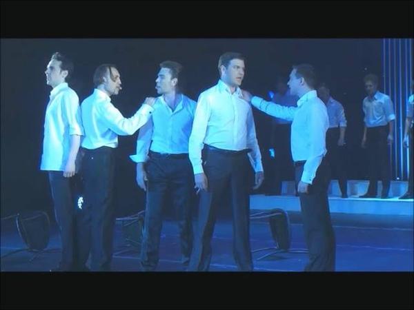 КЛЯТВА номер из мюзикла Декабристы концертное исполнение