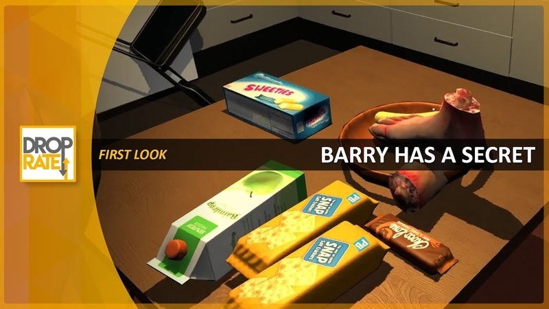 First Look: 'Barry Has A Secret' (Itch.io)