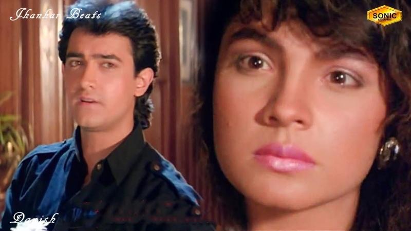 Tu Pyaar Hai Kisi Aur Ka Sonic Jhankar HD Dil Hai Ke Manta Nahi (1991) Babla Mehta Anuradha