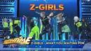 Kece Abis! Z Girls Menyapa Fans Mereka Di Indonesia WHAT YOU WAITING FOR - I'ts Show Time Eps 2