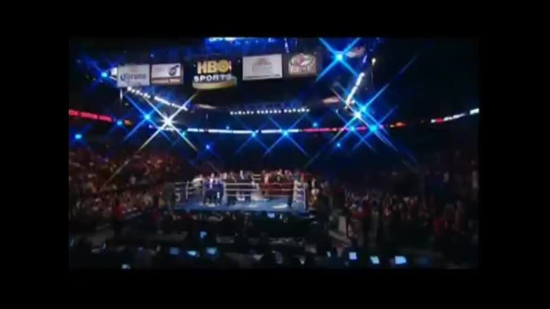 Альфредо Ангуло vs Джоэл Хулио (полный бой) [24.04.2010]