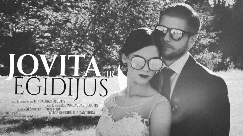 2017 07 29 Jovita ir Egidijus | Wedding Trailer
