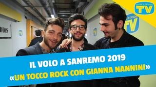 Sanremo 2019 | Intervista a Il Volo: «Un tocco rock con Gianna Nannini»