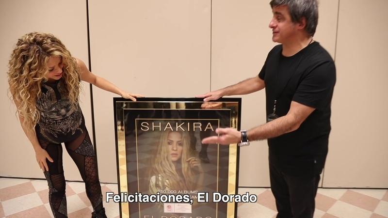 Wow! 6 billones de reproducciones de El Dorado! Cómo puede ser posible! 1080i