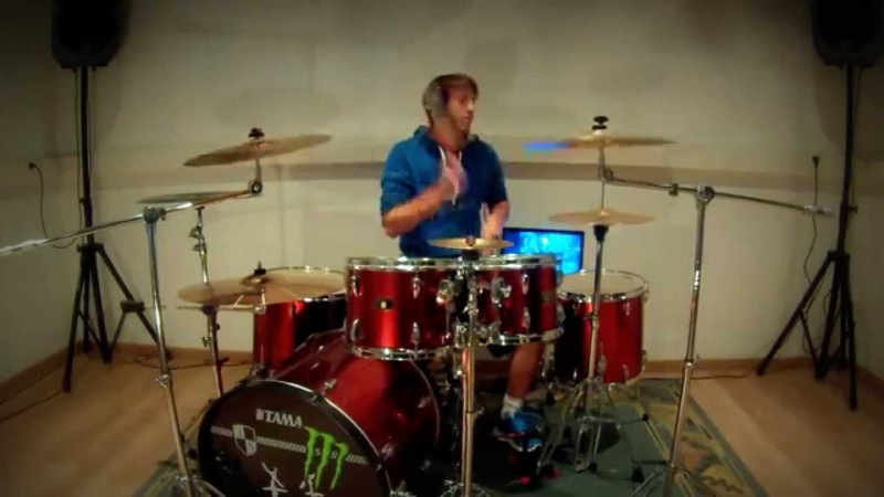 Rise Of The NorthStar WELCAME Furyo State Of Mind Drum cover by Léo