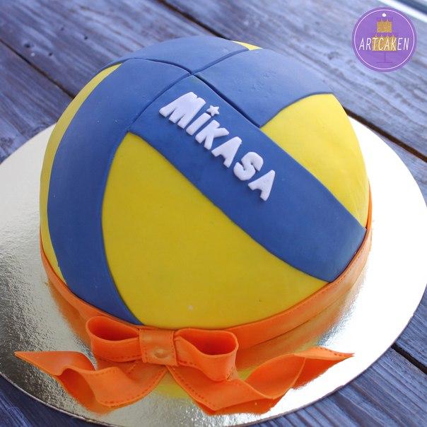 торт для волейболиста из мастики фото ежегодно проходят значимые