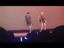 FANCAM | 24.06.18 | A.C.E - Black and Blue @ On Stage Concert