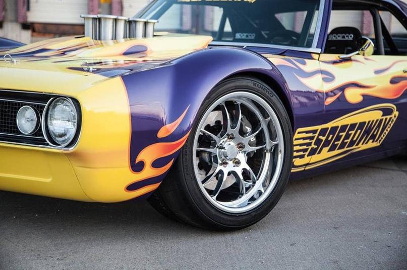 Camaro 1967 года от мастерской Speedway Motors, изображение №2