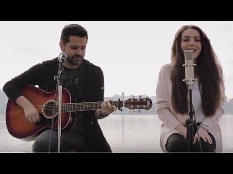 TE AMO MAS QUE A MI MISMA VIDA - Madalina Cazacu Danny Mazo - Música Cristiana
