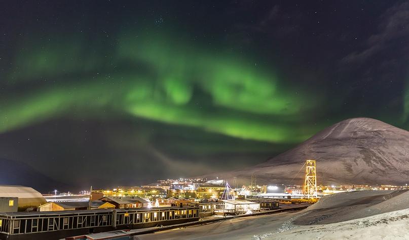 Где можно увидеть северное сияние, изображение №8