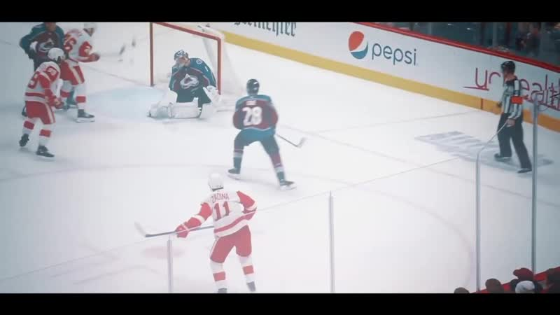 Filip Zadina wires home one timer for first NHL goal
