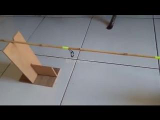 Making Bamboo Fishing Rod