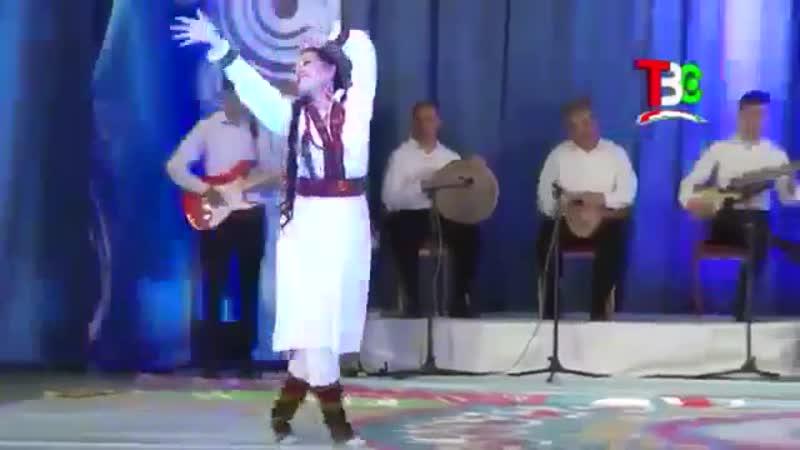 Хиквор рақс - Ваханский народный танец - Рақсии халқии вахонӣ - Wakhi traditional dance