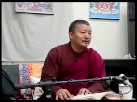 Кхенринпоче Наванг Намгьял Лекция о бодхичитте Кhenrinpoche Namgyal about bodhichitta