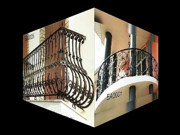 Ковані балкони, ковані перила для балконів 0932552165/0673771019