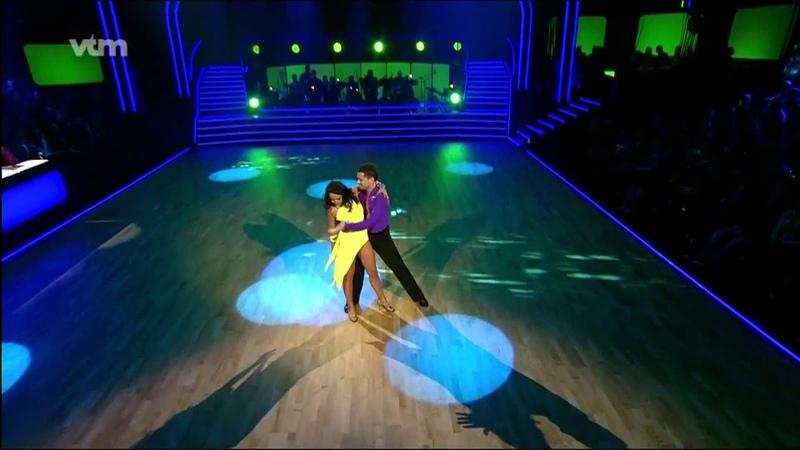 Linda Mertens Sterren Op De Dansvloer 09 11 2012