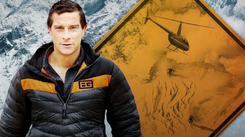 Беар Гриллс Кадры спасения 1 серия Bear Grylls Extreme Survival Caught on Camera