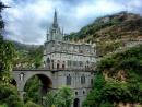 Церковь Las Lajas Колумбия