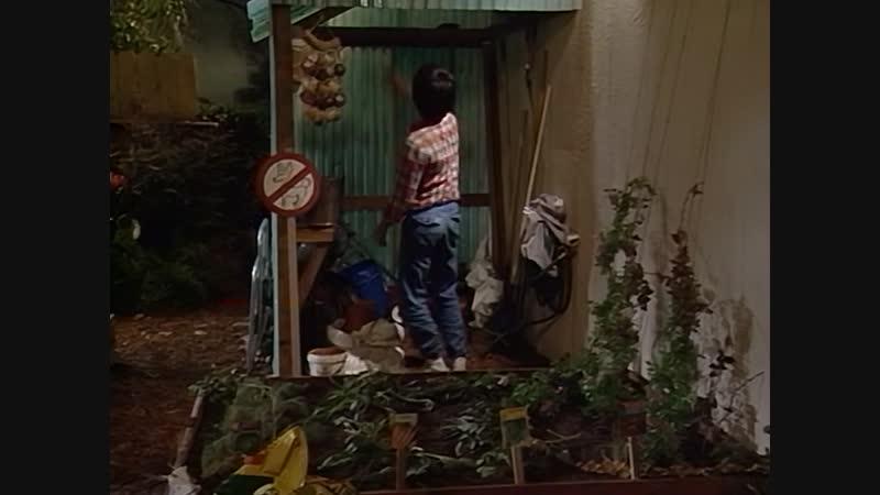 Сезон 01 Серия 18: Пограничная песня | Альф (1986-1990) / Alf | Border Song