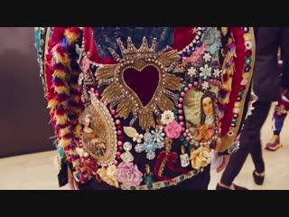 DolceGabbana Spring Summer 2019 Mens Fashion Show Backstage
