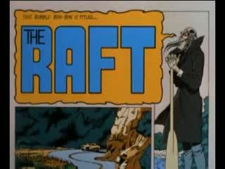 """""""Плот"""" (The Raft) / Часть сериала """"Ярмарка ужасов-2"""" (Creepshow II) 1987 г., по мотивам рассказа Стивена Кин"""