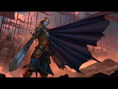 Thronebreaker The Witcher Tales По дорогам Махакама
