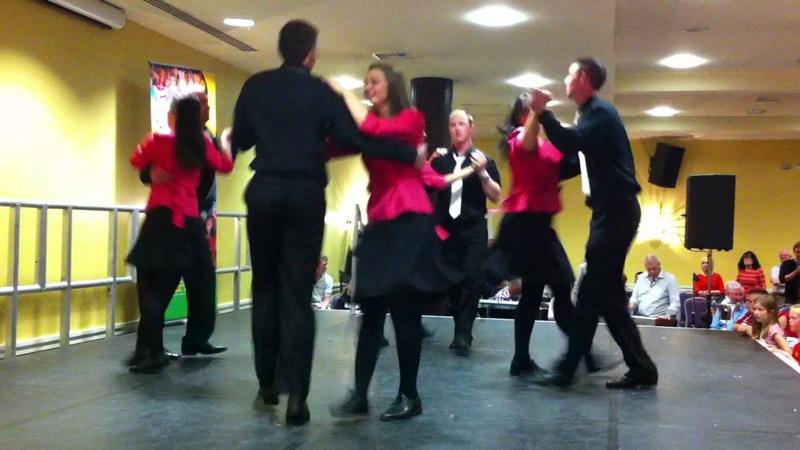 Senior set dancing champions, Fleadh Cheoil 2011, Cavan
