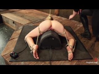 bella bends hogtied bondage bdsm spank spanking slave milf master Bondage Discipline Domination Sadism Masochism Submission
