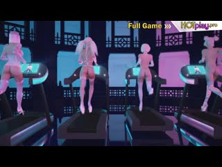 3d shemale group sex party better futanari cartoon animation porn