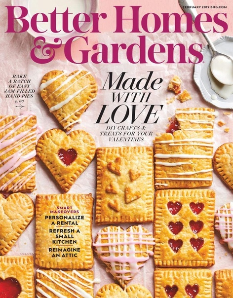 2019-02-01 Better Homes and Gardens