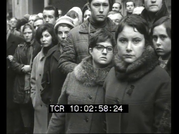 Funerale di Jan Palach (24.01.1969)