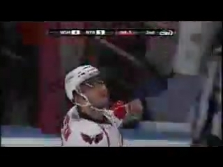 Овечкин 500-е очко в НХЛ!!! Гол Красавец