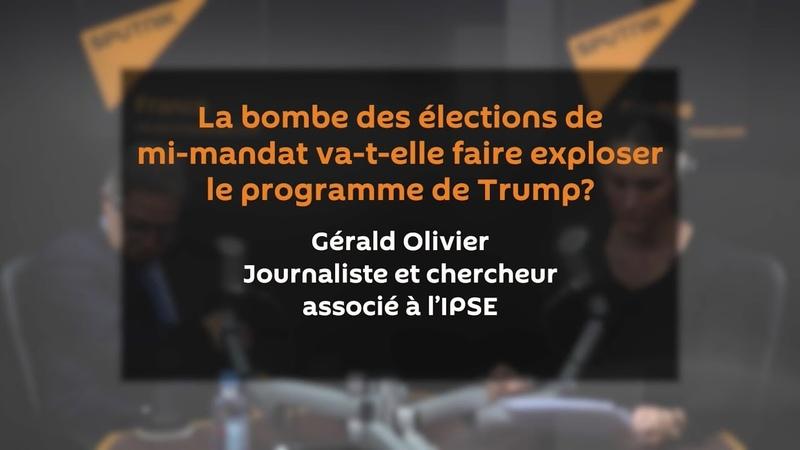 La bombe des élections de mi-mandat va-t-elle faire exploser le programme de Trump ?