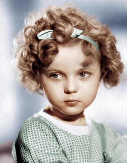 """Ширли Темпл - «Девочка-кукла». Самая юная обладательница премии """"Оскар""""., изображение №2"""