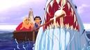 Мигель и Тулио сбегают с корабля. Дорога на Эльдорадо (2000) год.