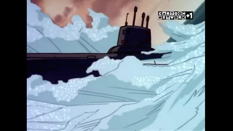 Невероятные приключения Джонни Квеста. 2 сезон 23 серия. Генерал Зима