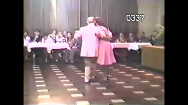 MILONGUEROS DE BS AS - CACHO PISTOLA Y MARTHA ANTON