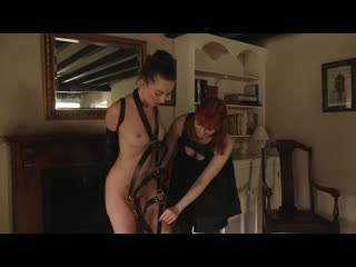Sophia smith  kate - testing the armbinder for investors