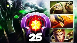 LEVEL 25 Dotaplus EPIC Gameplay Compilation - Pudge, Rubick, Phoenix, Monkey King