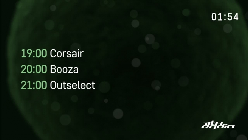 Corsair and Booza / Outselect - Live @ Breakpoint / Fat Vibez (26.10.2018)
