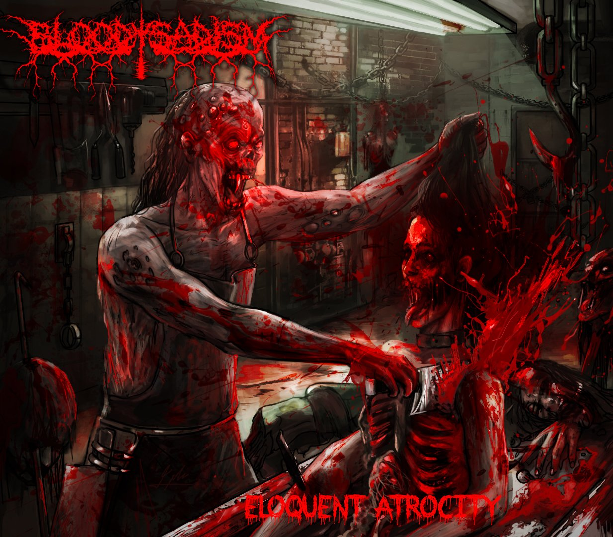 Bloody Sadism - Eloquent Atrocity [Promo, Single]