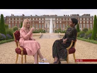 Kylie minogue bbc one hd breakfast interview (27.06.2019)