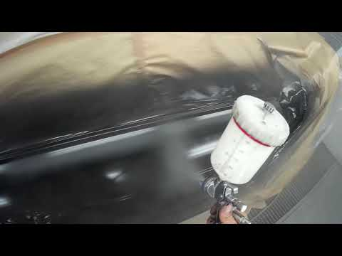 Renge rover Vogue refinishing paint
