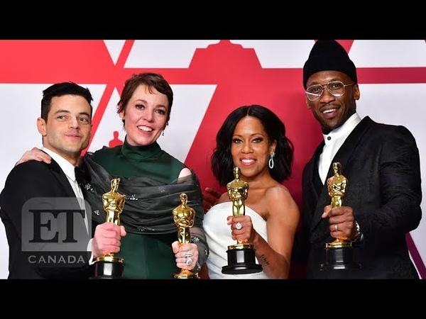 What's Next For The 2019 Oscar Winners Rami Malek Olivia Colman Regina King Mahershala Ali