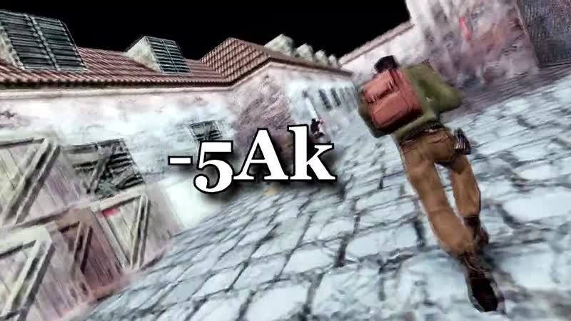 TEIKO Aomine Highlight 5 With AK
